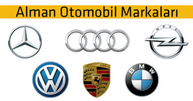 alman-araba-markaları