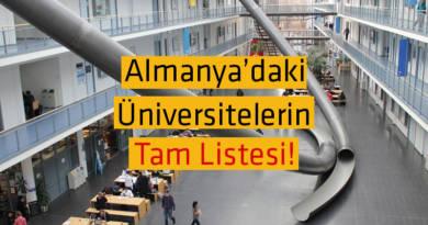 almanya-üniversiteleri