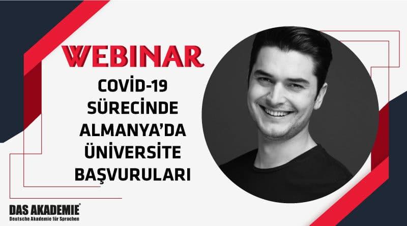 covid-19 surecinde Almanya'da universite