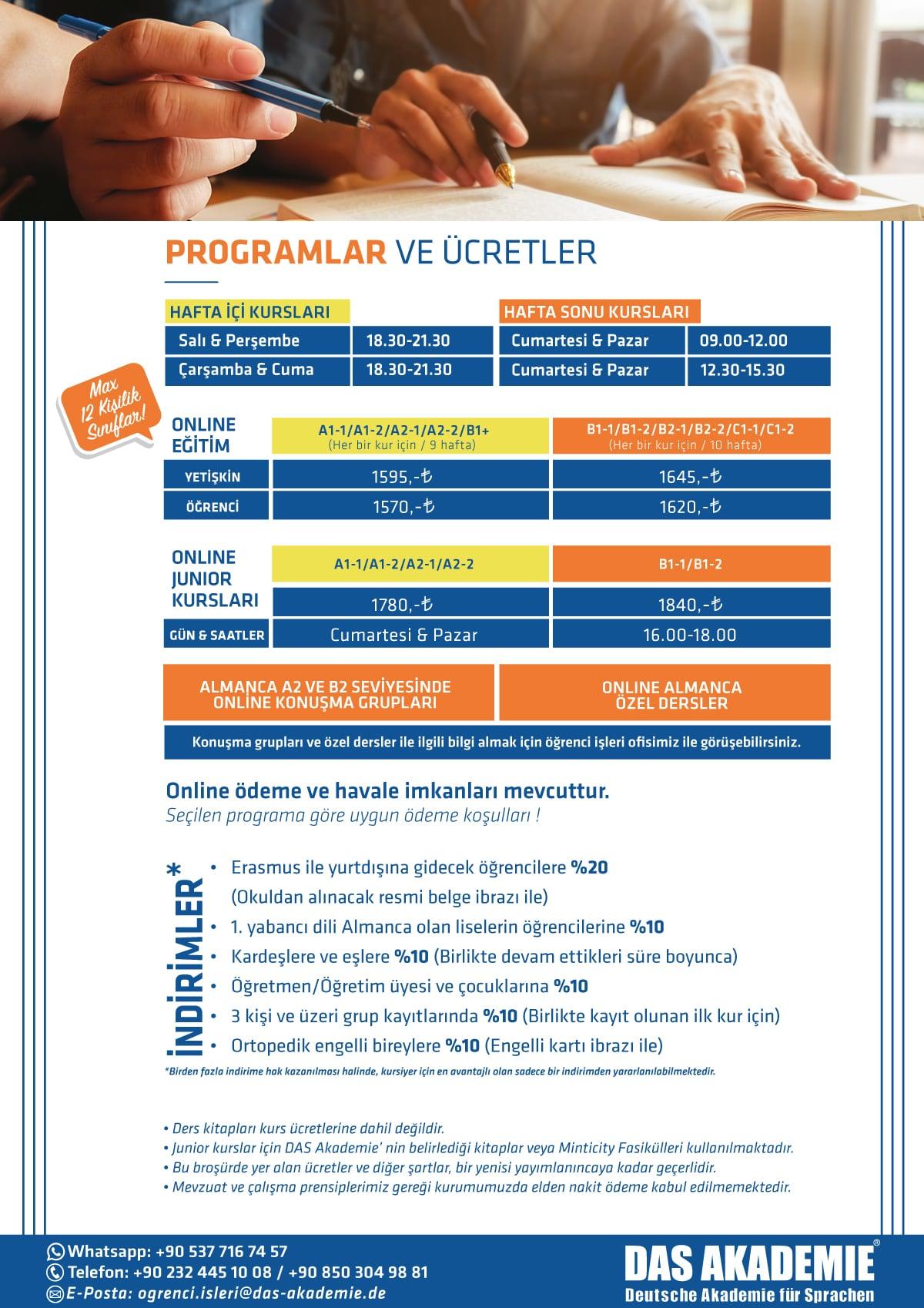 2021-AEP-Ücretler